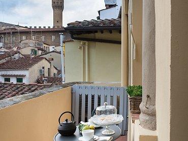 Palazzo Vecchio view